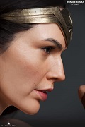1:1 Scale Life Size Wonder Woman Bust